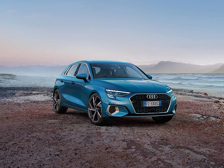Banner Audi A3 Mobile