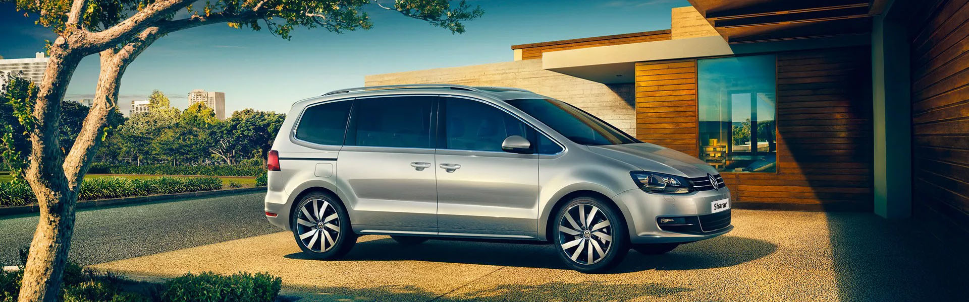Volkswagen Sharan Land