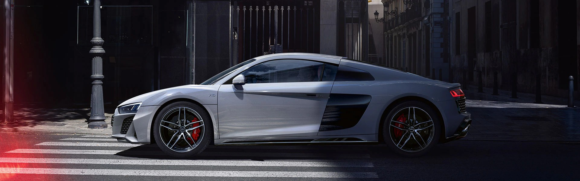 R8 Coupé V10 Quattro Land