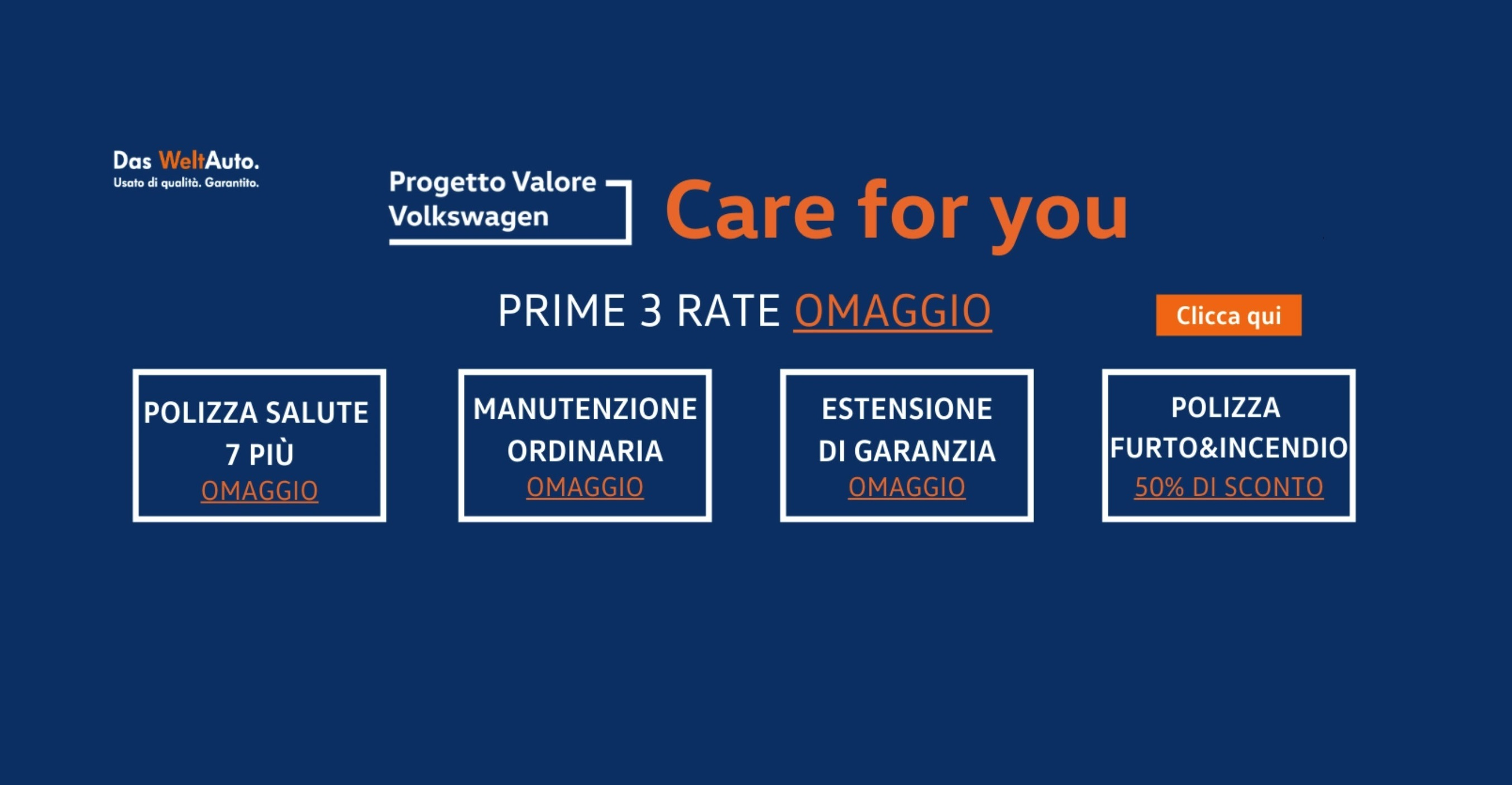Scopri Care For You Dasweltauto